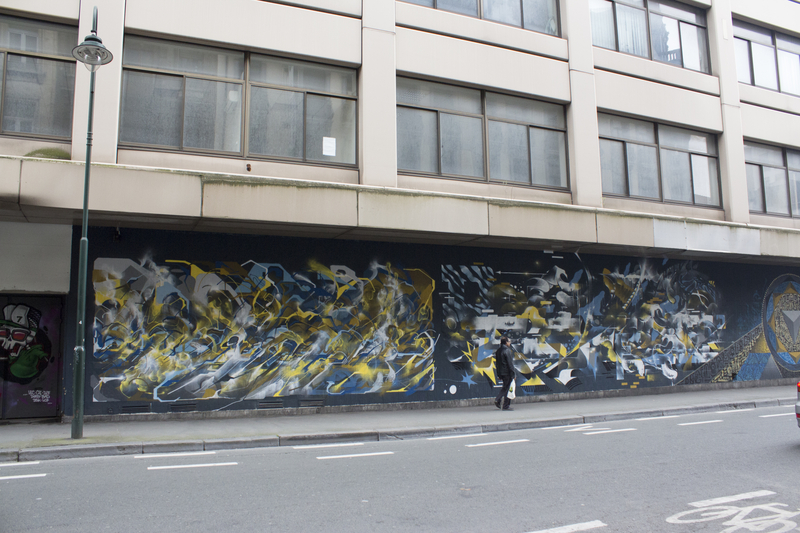 Search for street art