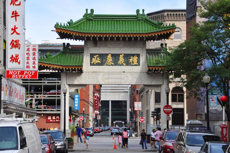 Walk around Chinatown