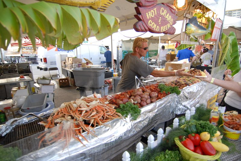 Eat Seafood in Florida