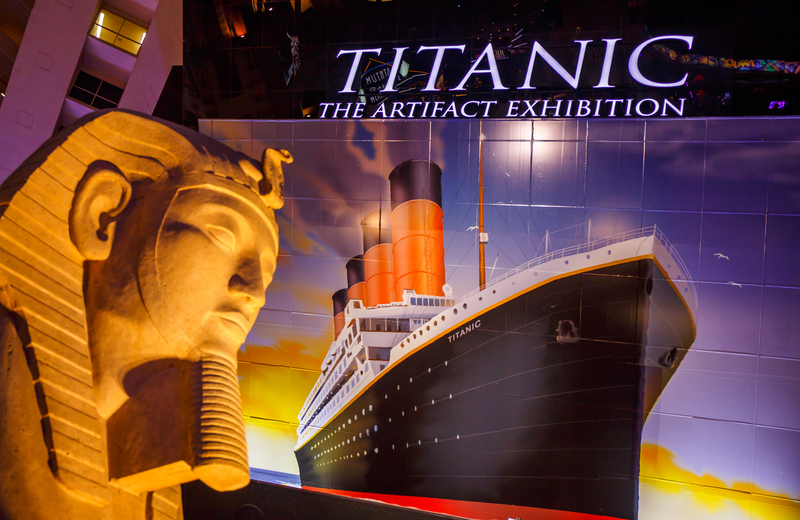 Rediscover the Titanic