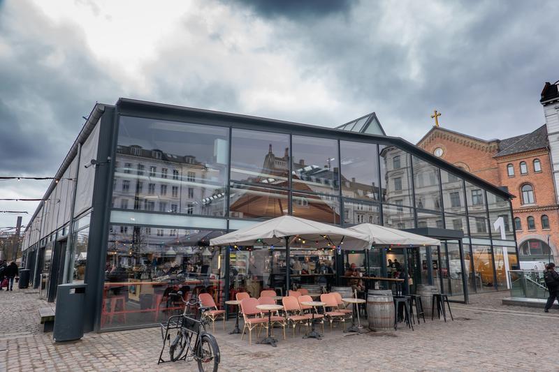 Eat at Torvehallerne Market