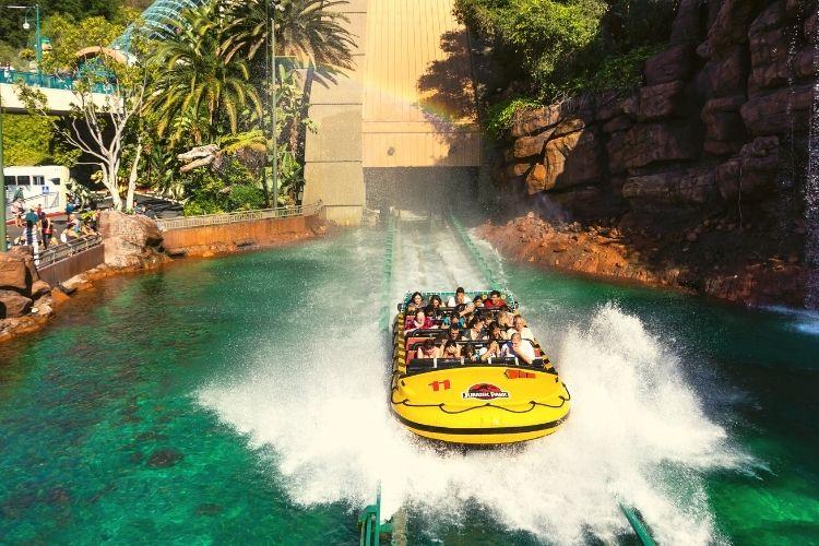 Cruises from Los Angeles: Universal Studios