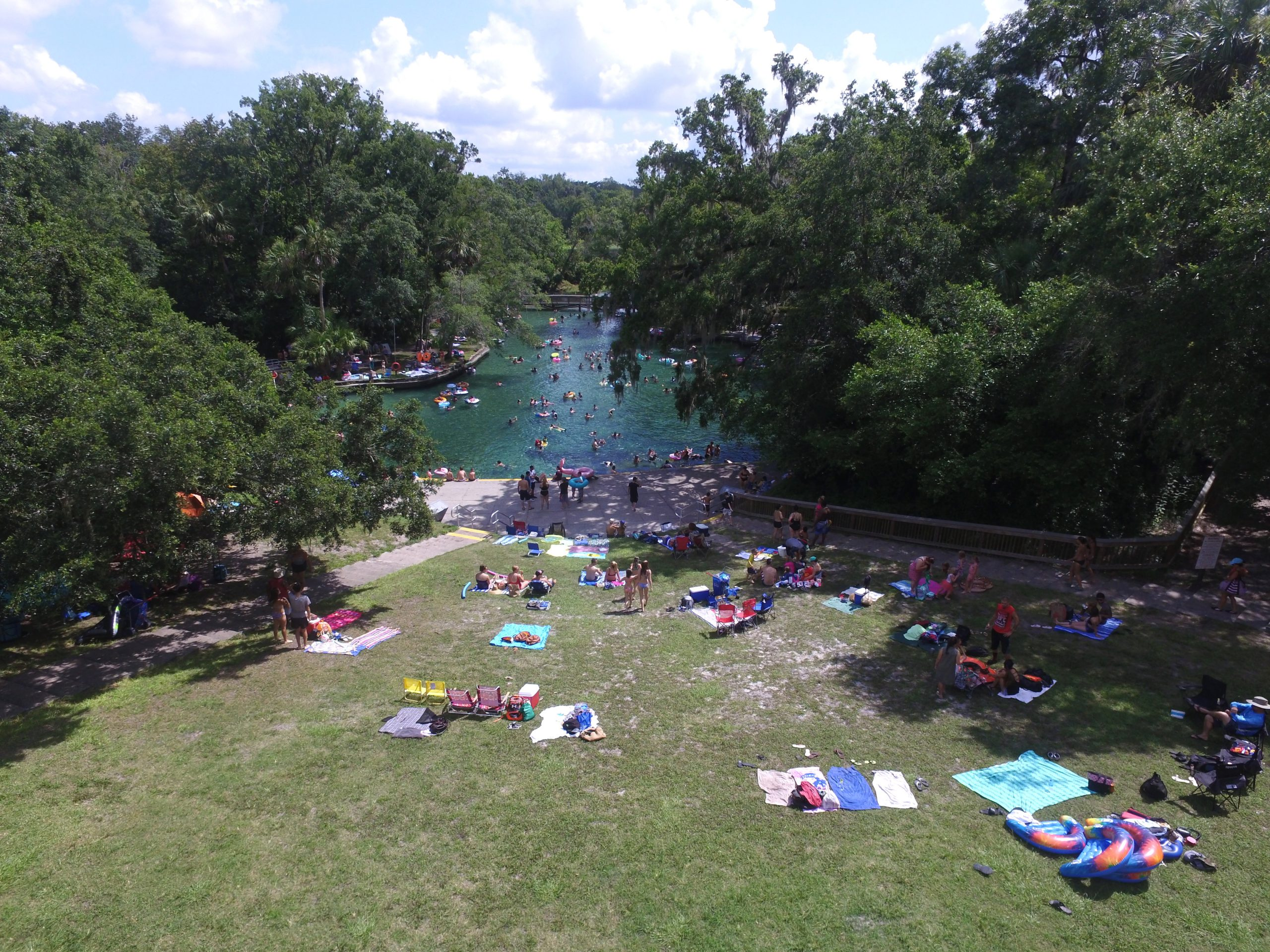 Get your nature on at Wekiwa Springs