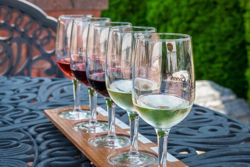 Take A Day Trip Tasting Wine