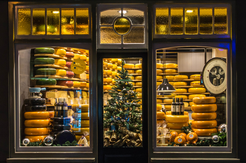 Experience the flavour of the historical cheese of Amsterdam